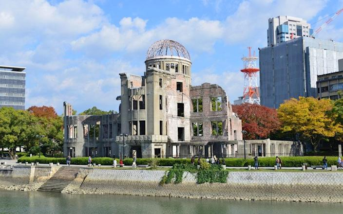 Hiroshima - Getty