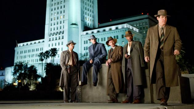 'Gangster Squad' Five Film Facts C.o.g. Movie