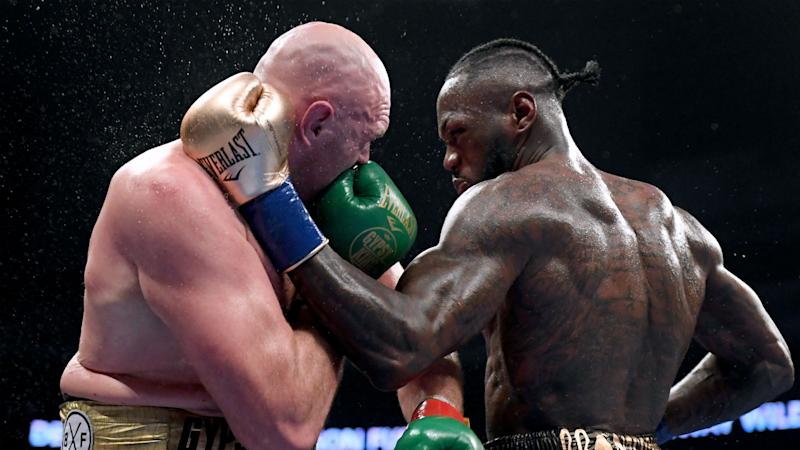 Wilder - Fury II Purse Bid moved back a week