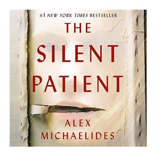 The Silent Patient by Alex Michaelides. (Photo: Audible)
