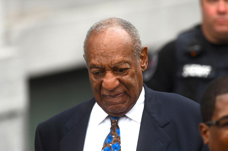 Bill Cosby at trial