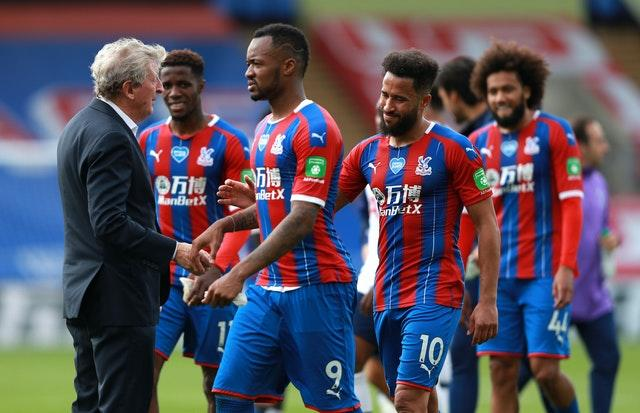 Crystal Palace were in the hunt for a top-10 finish before the coronavirus pandemic forced the suspension of the Premier League in March