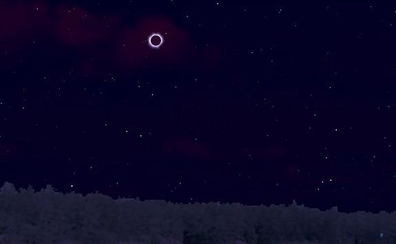 The path of the March 20, 2015 total solar eclipse will allow people in the Faroe Islands, northwest of Scotland, and the Svalberg Islands north of Norway to see the sun totally blotted out by the moon.