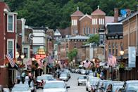 """<p>This old-fashioned town brings on the charm. You'll want to stay in one of the many B&B's, because just one day wouldn't be enough to cover the over 16 antique shops in the area. One must-see? <a href=""""http://www.galena.org/the-galena-antique-mall/"""" rel=""""nofollow noopener"""" target=""""_blank"""" data-ylk=""""slk:The Galena Antiques Mall"""" class=""""link rapid-noclick-resp"""">The Galena Antiques Mall</a>, which boasts over 55 dealers. </p>"""