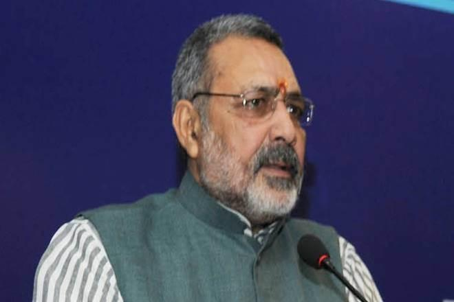 Union Fisheries, Dairying and Animal Husbandry Minister Giriraj Singh, giriraj singh