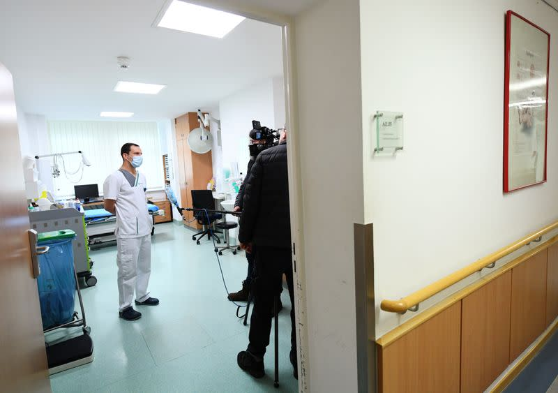 German hospitals hit by loss of Polish carers