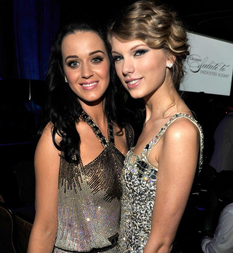 Katy Perry Throws Shade At Taylor Swift As She Dances To Kanye