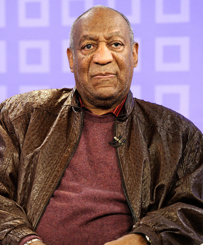 "<p>In 1997, a woman named Autumn Jackson claimed to be Cosby's illegitimate daughter and <a rel=""nofollow"" rel=""nofollow"" href=""http://www.cnn.com/US/9707/25/cosby.update/index.html"">demanded $40 million</a> from the actor to stay quiet. Jackson and two others were ultimately convicted of extortion, conspiracy, and crossing state lines to commit a crime. (Photo: Peter Kramer/NBC/NBCU Photo Bank via Getty Images) </p>"