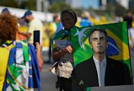 Bolsonaro enjoys strong support among Brazil's evangelical community, and is backed by the powerful agribusiness lobby