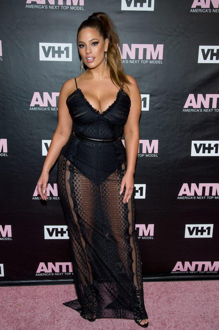 f50ca9b2006 Ashley Graham Still Loves Naked Dresses
