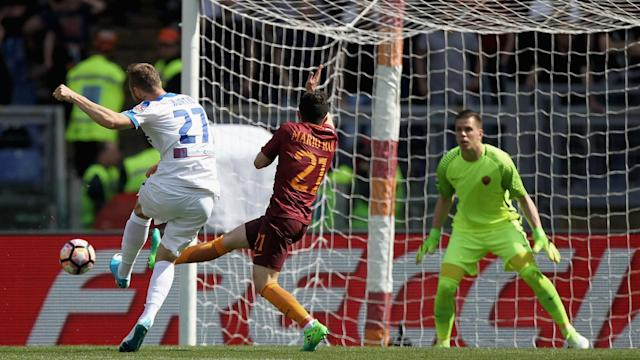 Roma could not find a winner against a stubborn Atalanta side at the Stadio Olimpico.