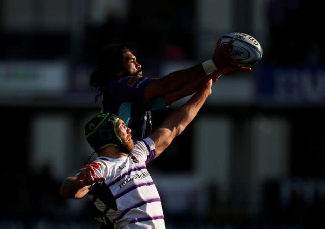 Premiership - Worcester Warriors v Leicester Tigers