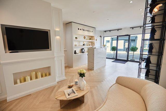 """<p>Aesthetic practitioner Natali Kelly has renovated an entire Chelsea townhouse as the home for her growing brand. The space is chic, modern and instantly relaxing: but you're not here to admire the decor. Kelly's holistic approach to beauty had led her to create the ultimate skin-health destination, where meditation and healing sound-bath sessions sit alongside (well, below) state-of-the art treatment rooms.</p><p>On the facial side of things, Kelly was one of the first practitioners to bring the Aquagold treatment to the UK, and it's now a highlight of her offering. The process involves using tiny 24kt gold-plated needles to inject a custom infusion of vitamins, actives and Botox into the skin. It's quick, low-pain, and downtime is nothing more than a slight hint of redness, making it a perfect pre-event treatment for firmer, brighter skin. </p><p>Natali Kelly Aquagold, £500, visit <a href=""""https://www.natalikelly.com"""" rel=""""nofollow noopener"""" target=""""_blank"""" data-ylk=""""slk:natalikelly.com"""" class=""""link rapid-noclick-resp"""">natalikelly.com</a></p><p><a href=""""https://www.instagram.com/p/CN5hH1YBmed/?utm_source=ig_embed&utm_campaign=loading"""" rel=""""nofollow noopener"""" target=""""_blank"""" data-ylk=""""slk:See the original post on Instagram"""" class=""""link rapid-noclick-resp"""">See the original post on Instagram</a></p>"""