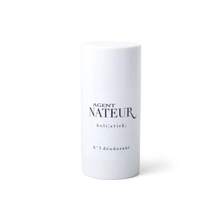 """<p>""""I have breast cancer in my family so I have been on a natural deodorant quest since I was a teenager, to date this is my favorite. I like that there are two formulas, one with lavender and one without.""""</p><p>Agent Nateur N3 Deodorant, $21, <a rel=""""nofollow"""" href=""""http://www.agentnateur.com/shop/jcn6ti1kuerhpixxy8djexxb8noeg4?mbid=synd_yahoobeauty"""">agentnateur.com</a></p>"""