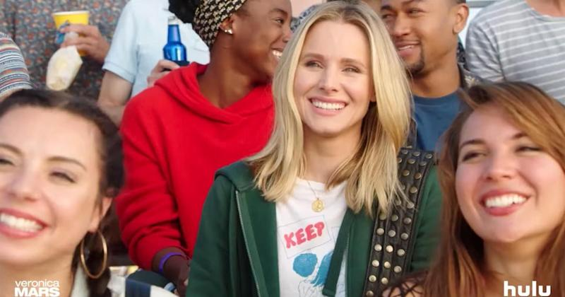 Neptune needs a hero in 'Veronica Mars' teaser trailer