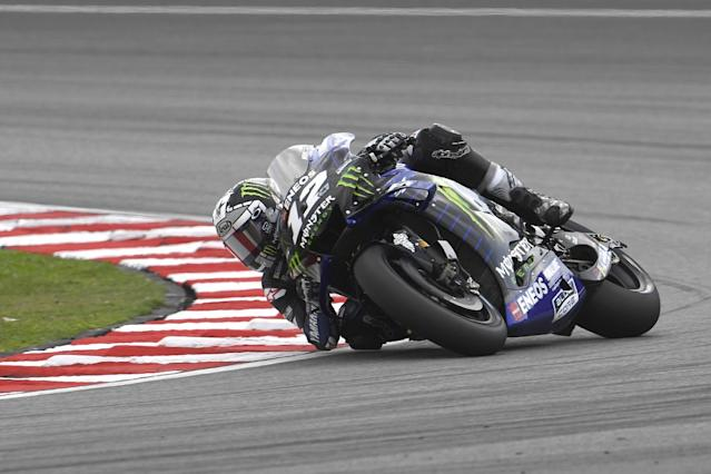 Vinales: Yamaha form better after avoiding new parts
