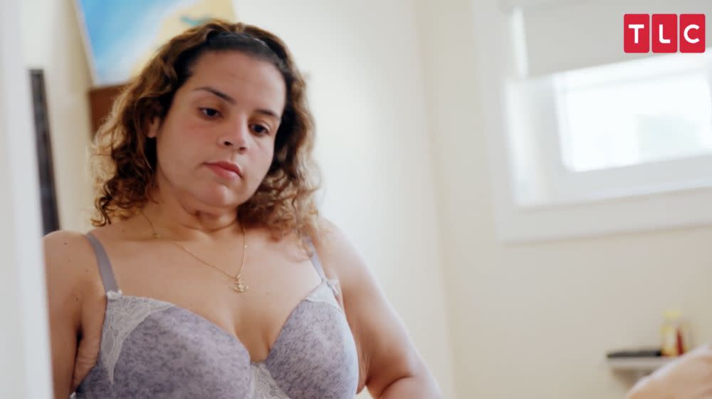 Skin Tight: Jannet 'Disgusted' by Skin After 220-Lb. Weight Loss