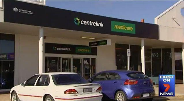 He claimed $25,000 on NewStart while owning 10 properties. Source: 7 News