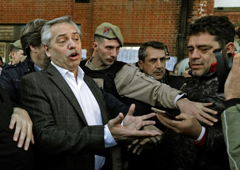 Alberto Fernández, the Peronist presidential candidate in Argentina, trounced conservative President Mauricio Macri in August 11 primaries seen as a bellwether