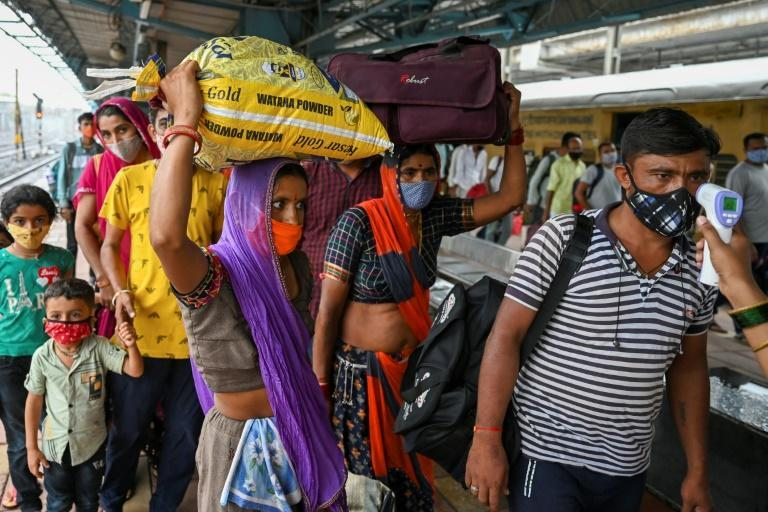 After being battered during the first wave last year, officials in India's financial capital Mumbai knew they had to be more proactive before infections started to rise again, including mass coronavirus screenings and public sanitisation