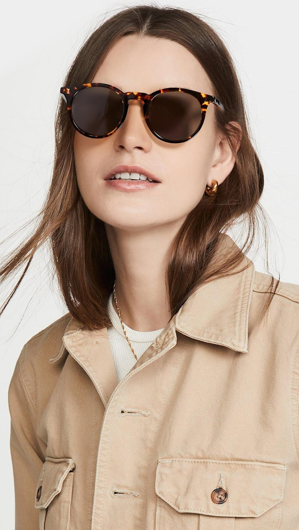 <p>These <span>Illesteva Sterling Sunglasses</span> ($220) are ones you'll never regret owning. Tortoiseshell is always in style.</p>