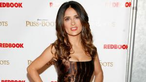 Salma Hayek Joins Growing '30 Rock' Finale Guest Roster