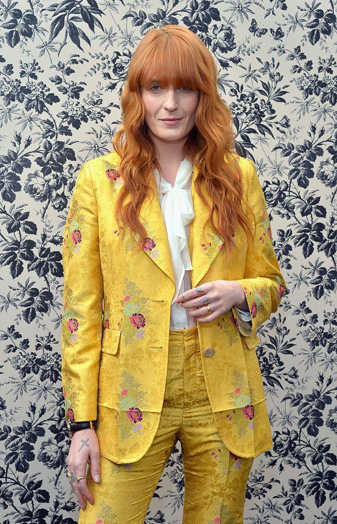 "<p>Florence Welch chose to mark her seventh year sober with a touching post of support to others during this tumultuous time. </p><p> 'I am 7 years sober today,' <a href=""https://www.instagram.com/p/CKy69ZeDr3r/?igshid=glnd7jwpc35q"" rel=""nofollow noopener"" target=""_blank"" data-ylk=""slk:Welch wrote on Instagram,"" class=""link rapid-noclick-resp"">Welch wrote on Instagram,</a> February 2, before adding, 'I send my love and support to anyone who is struggling. If you are feeling shaky around ED issues, drugs or alcohol, I completely understand.</p><p>'The desire to disassociate is so strong. But please don't give up. We are going to need you on the other side.'</p><p>Her post included a picture of her hand touching a painting of the number 7 surrounded by a heart with two arrows in it. </p><p>The 34-year-old singer first spoke about her path to sobriety in a interview for <a href=""https://www.billboard.com/articles/magazine/6568273/florence-welch-florence-and-the-machine-how-big-how-blue-how-beautiful-billboard-cover"" rel=""nofollow noopener"" target=""_blank"" data-ylk=""slk:Billboard"" class=""link rapid-noclick-resp"">Billboard </a>in 2015. 'I used to drink before every performance, I'm quite shy, really -- that's probably why I used to drink a lot. But I don't anymore. When I finally took time off to make this new record, I had time to strengthen. And when I was coming back into the fray, I really didn't want to lose that. I thought I could go dive-bomb back into it, but look what happened. I dived into it and literally broke myself.'</p><p> Florence revealed this personal revelation to the outlet a little over a year after she decided to give up alcohol.<br></p>"