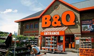 B&Q Owner To Shut 60 Stores Amid Profit Slump