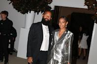 """On November 1, Solange announced in a lengthy Instagram post that she had separated from her partner (and husband of five years) Alan Ferguson. """"11 years ago i met a phenomenal man who changed every existence of my life. early this year we separated and parted ways, (and tho it ain't nan no body business 😭) i find it necessary to protect the sacredness of my personal truth and to live in it fully just as I have before and will continue to do,"""" she <a href=""""https://www.instagram.com/p/B4VZMkyJCJ9/"""" rel=""""nofollow noopener"""" target=""""_blank"""" data-ylk=""""slk:wrote"""" class=""""link rapid-noclick-resp"""">wrote</a>."""