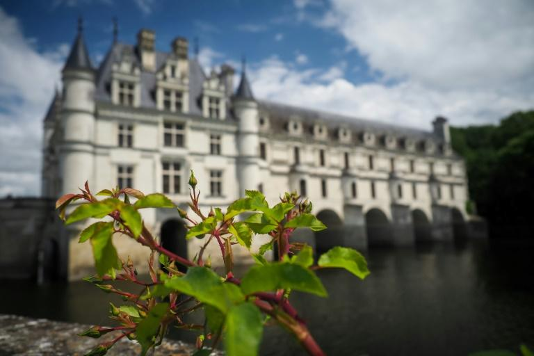 Chenonceau normally attracts up to a million visitors a year (AFP Photo/GUILLAUME SOUVANT)