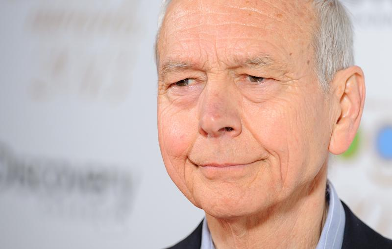 BBC Today Programme presenter John Humphrys was accused of acting like a 'Government spokesperson' during an interview about Brexit (PA Images)