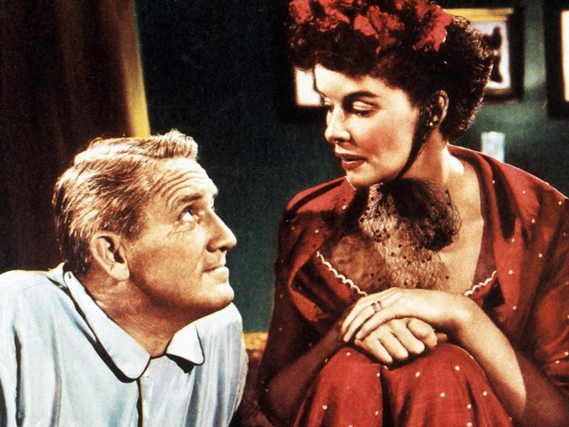 'Adam's Rib' was the sixth film that the iconic duo starred in togetherGetty