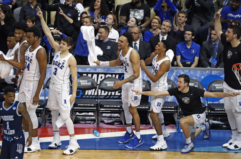 NCAA tournament odds 2018: Duke leads Villanova, Kentucky, Gonzaga on betting lines