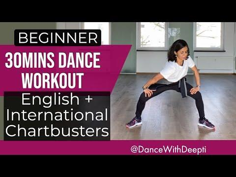 "<p>Another Deepti special and this time it's a dance workout suitable for beginners with an international music mix. The video includes a warm-up so all you need to do is press play and get going. </p><p><a href=""https://www.youtube.com/watch?v=RErJT0AQ3Hc&ab_channel=DanceWithDeepti"" rel=""nofollow noopener"" target=""_blank"" data-ylk=""slk:See the original post on Youtube"" class=""link rapid-noclick-resp"">See the original post on Youtube</a></p>"