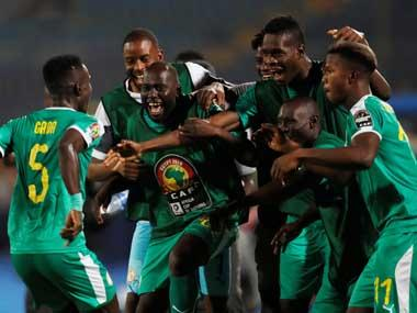Africa Cup of Nations 2019: Senegal beat Tunisia thanks to late Dylan Bronn own-goal to enter second-ever final