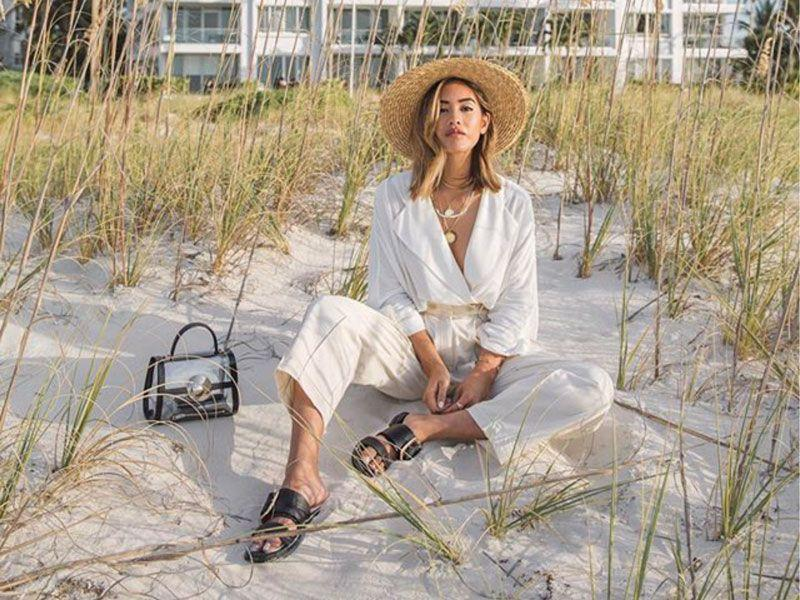 Wear On Your Winter Beach Vacation