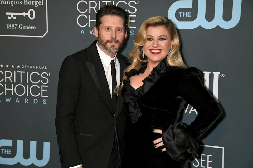 Kelly Clarkson sues ex Brandon Blackstock and her former father-in-law for fraud.