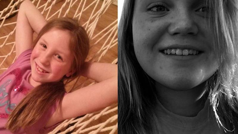 Abigail Williams and Liberty German went missing after being dropped off to go for a hike near a local landmark on Monday. Photos: Facebook