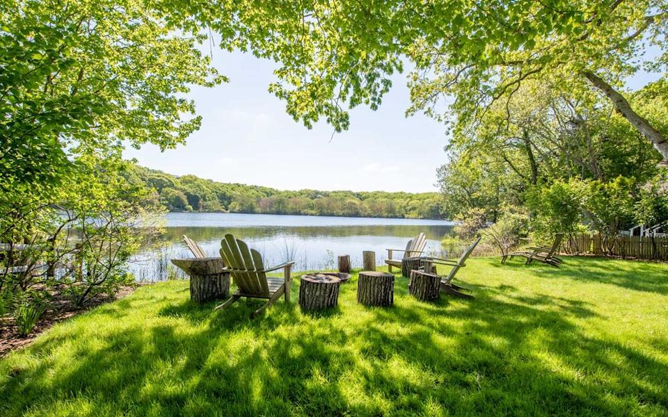 Properties come with expansive outdoor space to allow you to enjoy nature. | Courtesy of StayMarquis