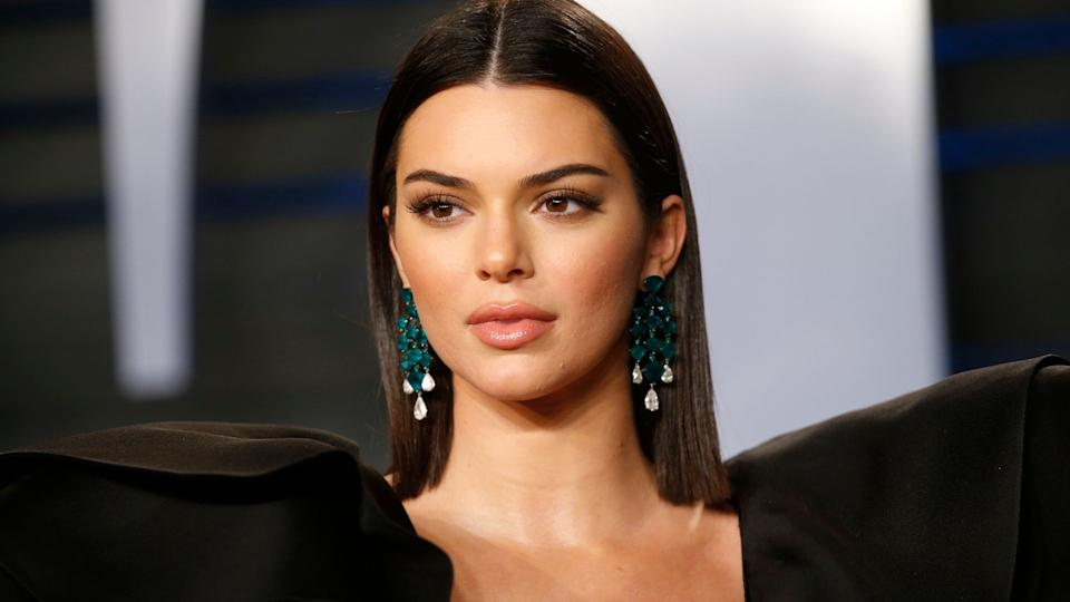 Kendall Jenner is speaking out after going viral for her latest Instagram photo. (Image via Getty Images)