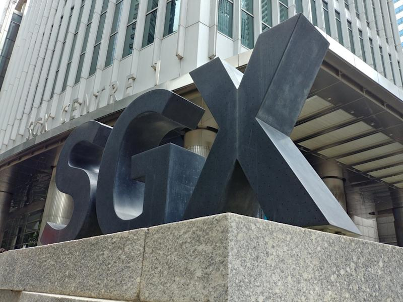 singapore stock exchange sgx flash crash