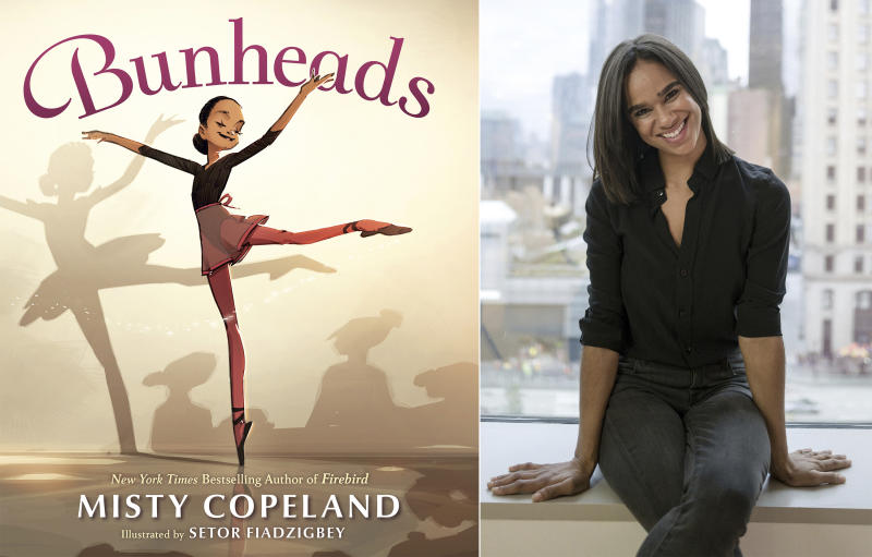 Books Misty Copeland