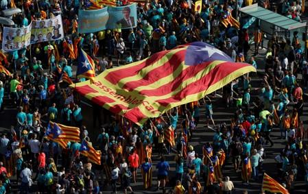 Catalan separatist leaders to get up to 15 years in jail: judicial source