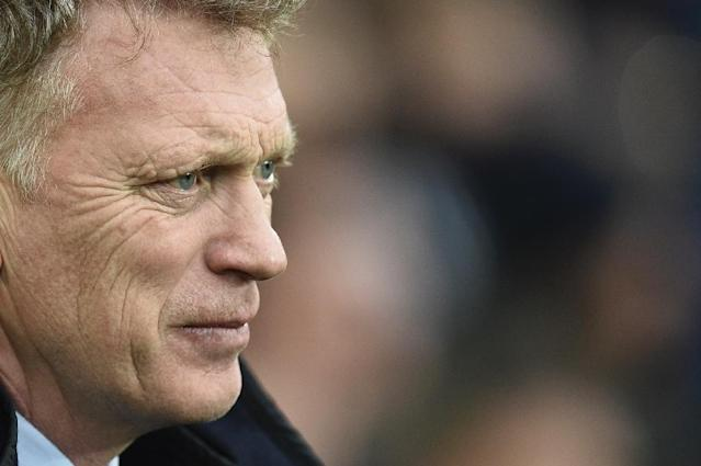 Sunderland manager David Moyes has been in charge at the Stadium of Light since July 2016 (AFP Photo/Oli SCARFF )