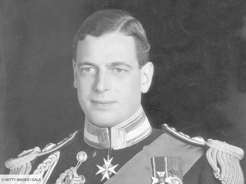 Elizabeth II : mariage forcé, drogues, crash d'avion… le destin tragique de son oncle George de Kent