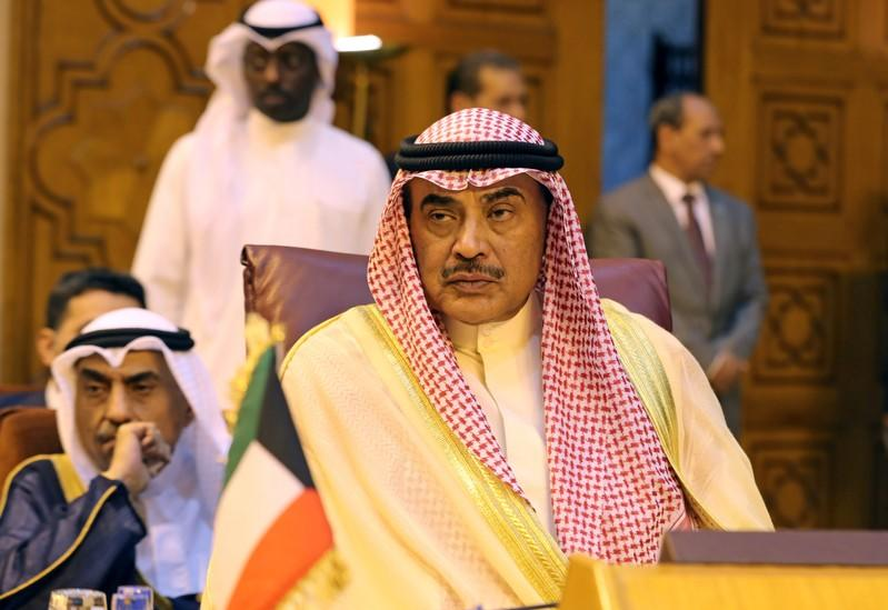 Kuwait's foreign minister named new PM amid government feud
