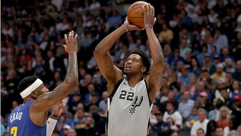 f027757de99 Spurs 'hoping' to bring back Gay, says Popovich