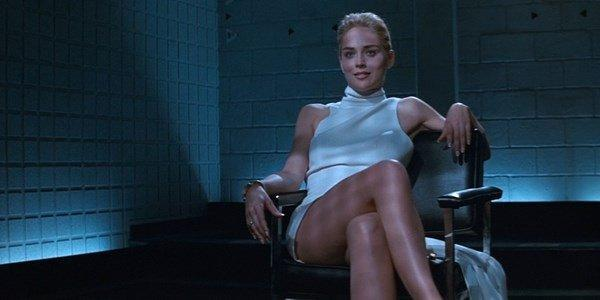 Sharon Stone in 1992's Basic Instinct. (Photo: TriStar Pictures)