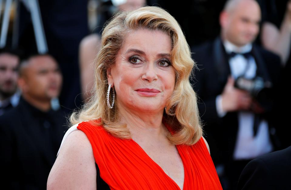 French acting legend Catherine Deneuve joined a group of influential French women who argue that the #MeToo movement has gone too far. (Photo: Jean-Paul Pelissier / Reuters)