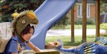 """<p><strong>Amazon's Description:</strong> """"<b>Dino Dana The Movie</b> finds 10-year-old Dana, who sees dinosaurs in the real world, completing an experiment that asks where all the kid dinosaurs are. To find the answer, Dana, her older sister Saara, and their new neighbors Mateo and Jadiel go on a dinosaur journey bigger than anything Dana has ever faced before.""""</p> <p><a href=""""https://www.amazon.com/gp/video/detail/B08HDQLJGH/"""" class=""""link rapid-noclick-resp"""" rel=""""nofollow noopener"""" target=""""_blank"""" data-ylk=""""slk:Watch Dino Dana The Movie on Amazon Prime Video here!"""">Watch <strong>Dino Dana The Movie</strong> on Amazon Prime Video here!</a></p>"""
